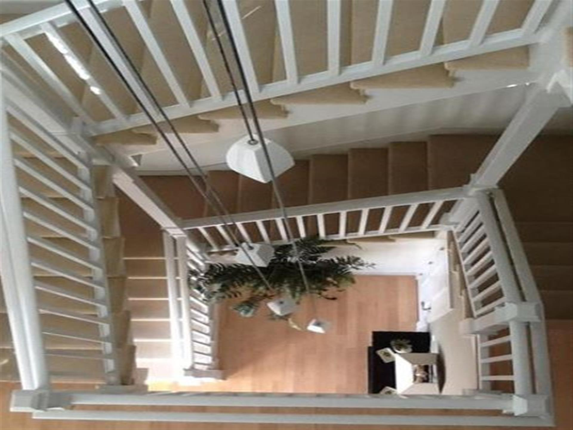 Staircase view from Above