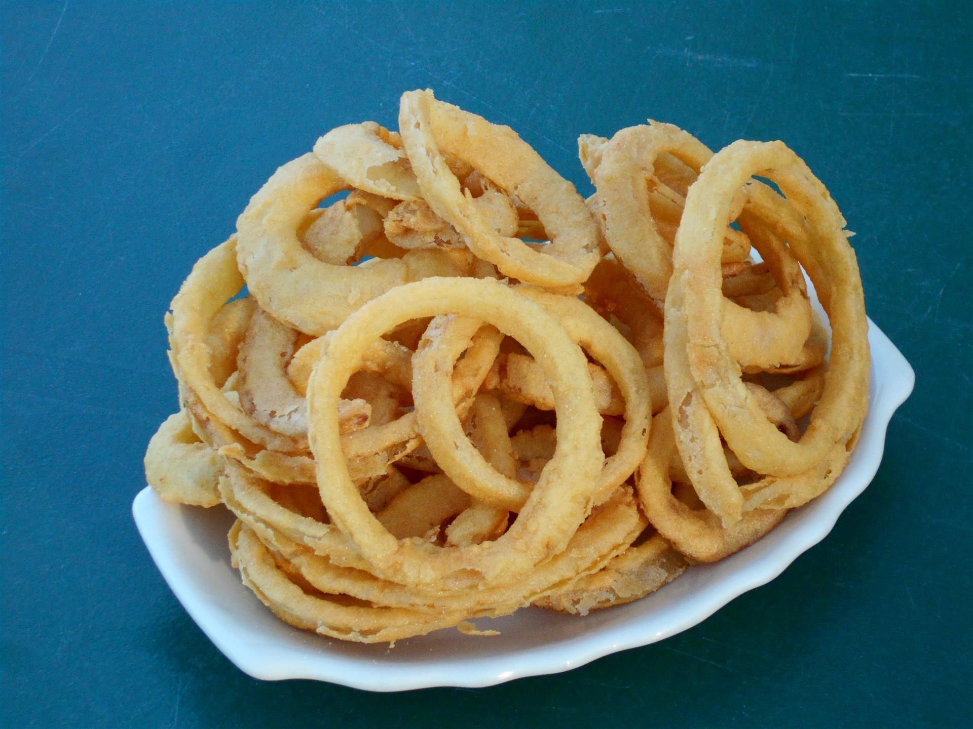 ---- Onion Rings (large)