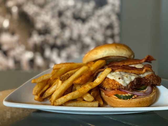 house special with side of fries