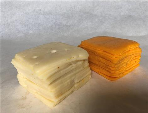 Sliced Deli Cheese