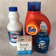 soap supplies