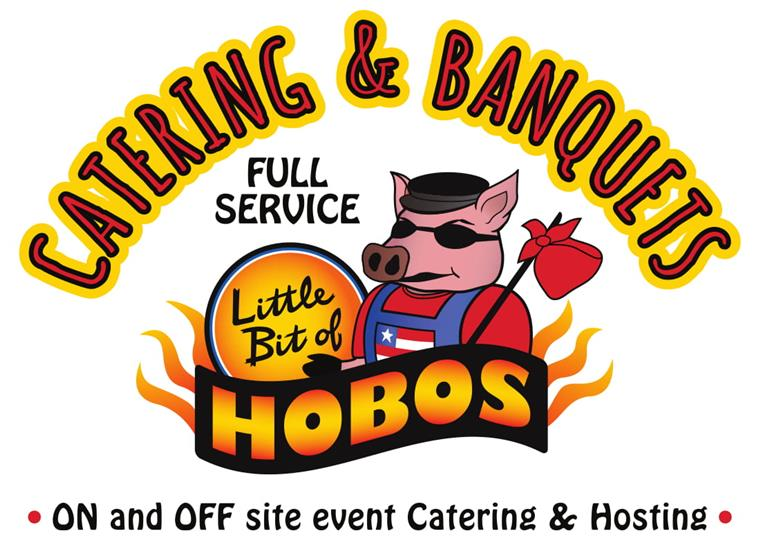 Catering and banquets full service little bit of hobos on and off site event catering and hosting