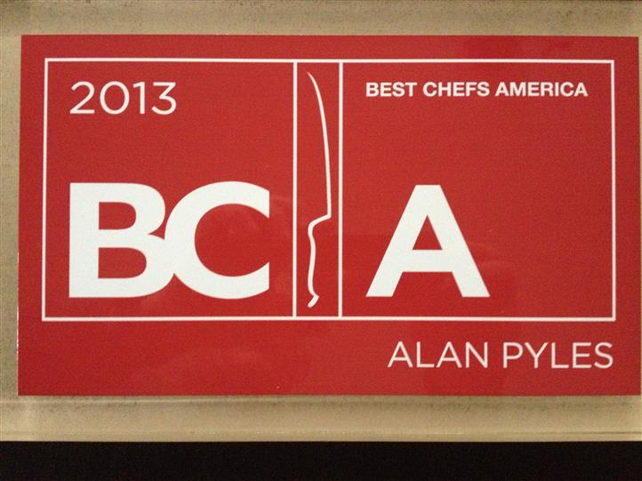 Best Chef Plaque 001