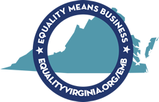 Equality means business. Equalityvirginia.org/emb