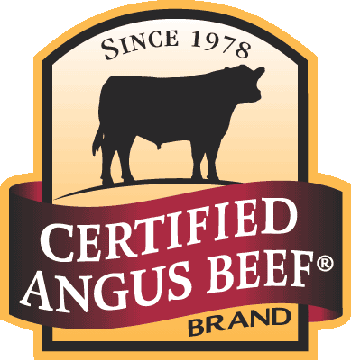 Certified Angus Beef brand. since 1978