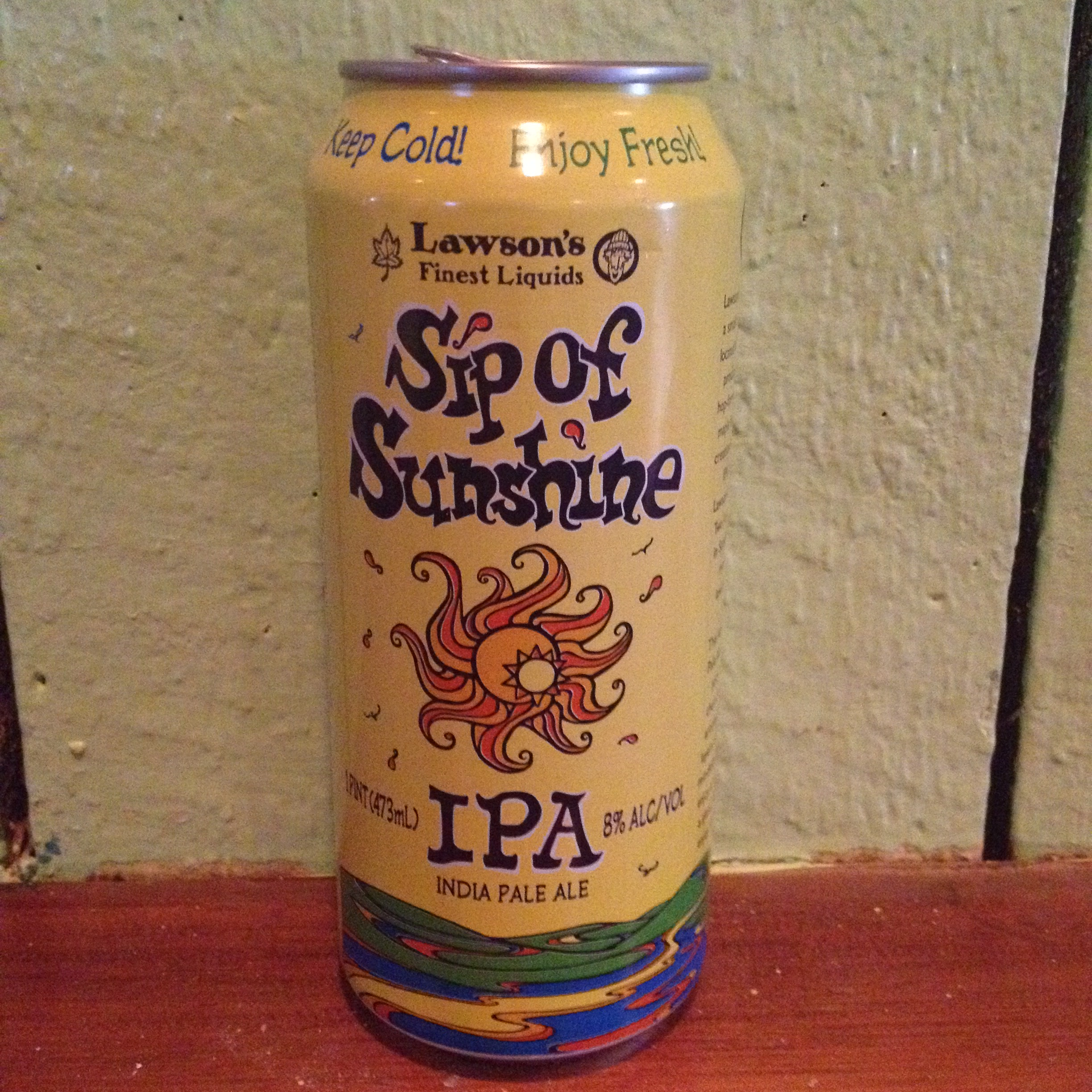 Can of Sip of Sunshine I P A