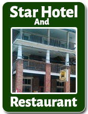 Star hotel and restaurant