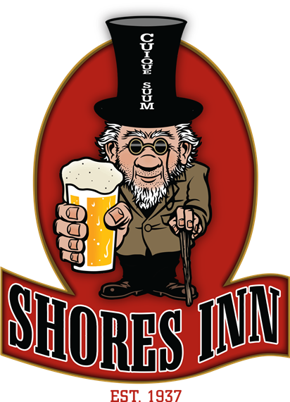 Shores Inn. Established 1937.