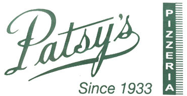 Patsy's Pizzeria Since 1933
