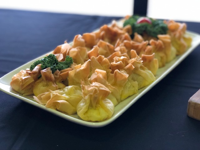 Phyllo Parcels