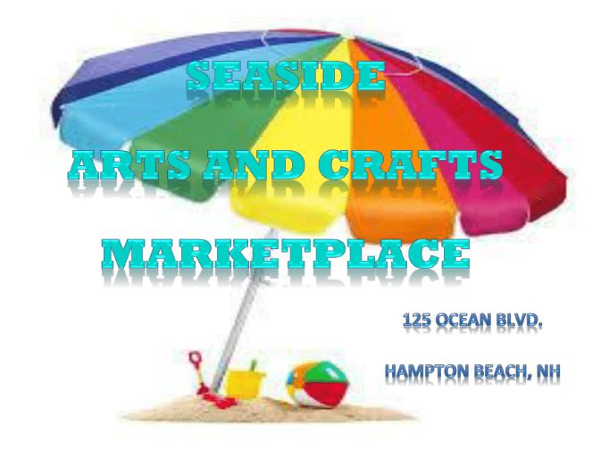Seaside Arts and Crafts Marketplace