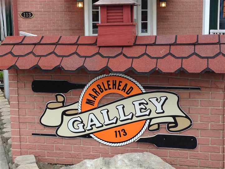 marblehead galley sign outside