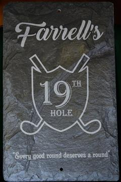 Fannel's 19th hole