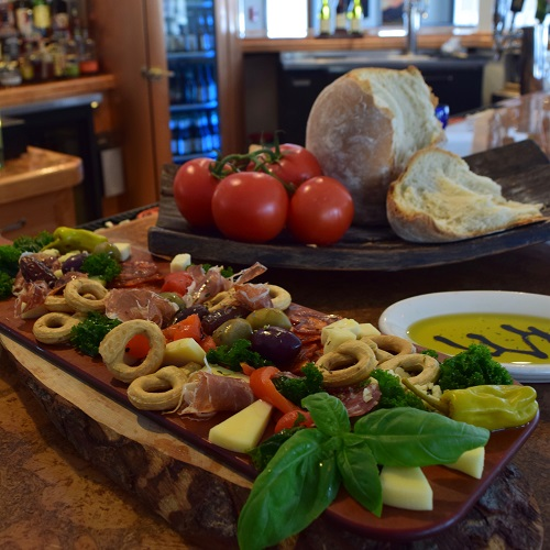 Italian Meats and Cheeses=
