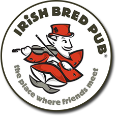 Irish Bred Pub the place where friends meet