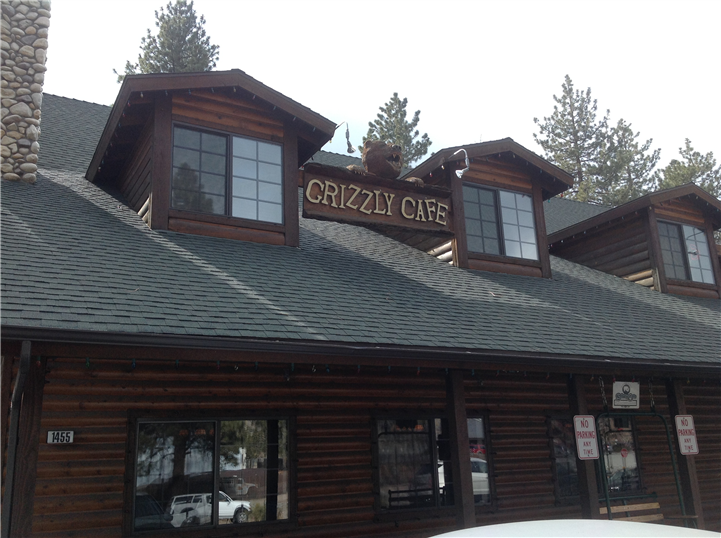 Grizzly Cafe Wrightwood Ca