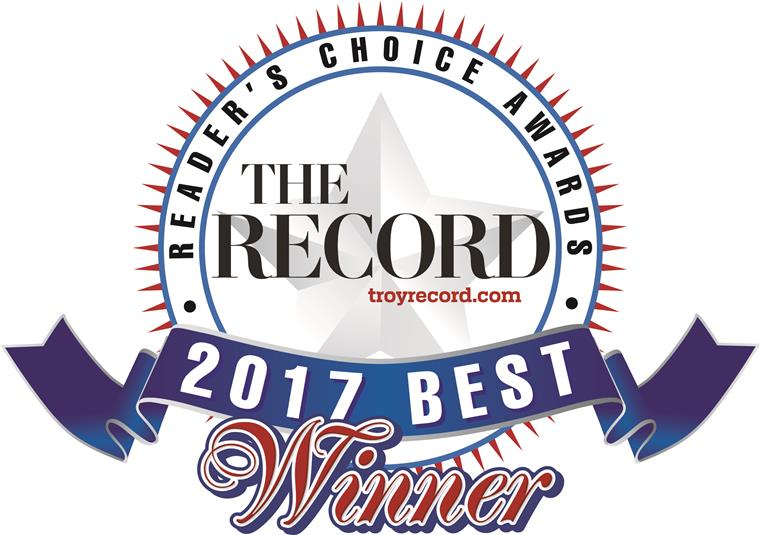 Reader's Choice Awards. The Record 2017 Best Winner