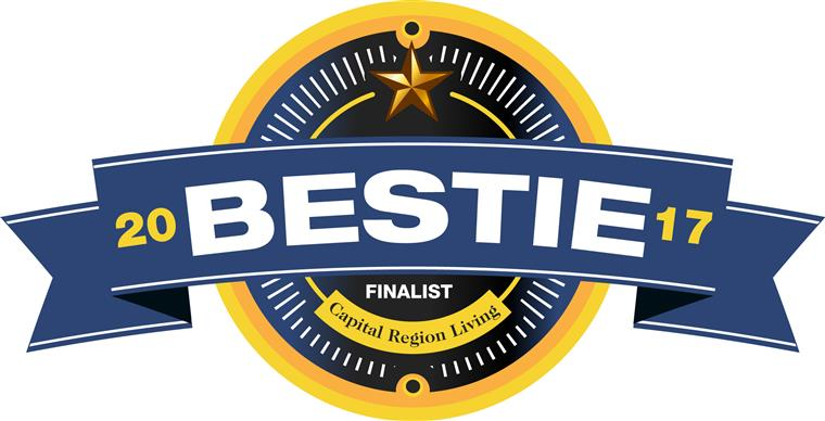 2017 Bestie finalist. Capital Region Living