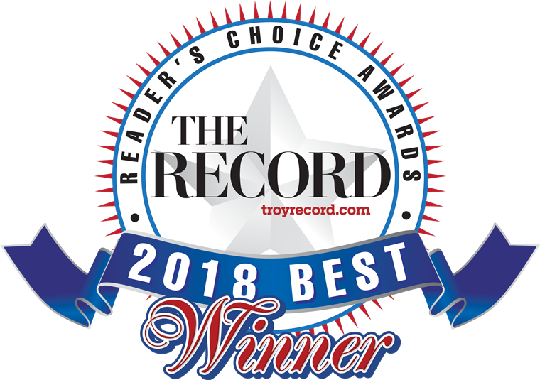 Reader's Choice Awards. The Record 2018 Best Winner