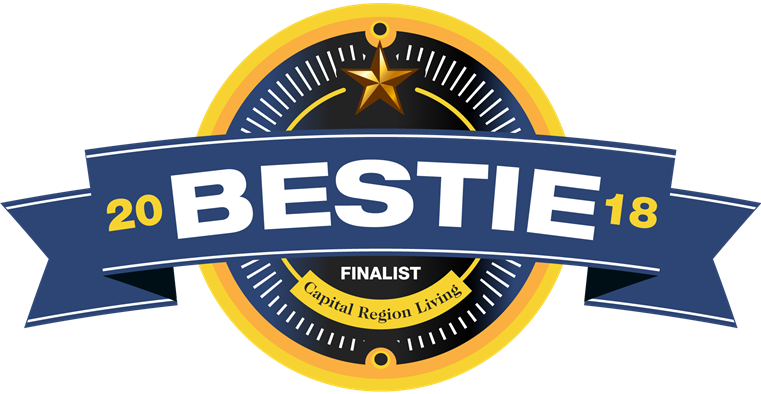 2018 Bestie finalist. Capital Region Living