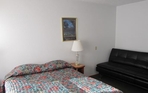 ---- Motel Double Bed (large)