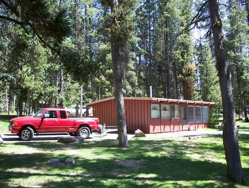 ---- Bear Creek Cabins (large)