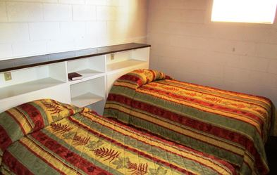 ---- North lakefront double beds (large)