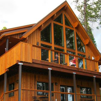 501 retreat cabin