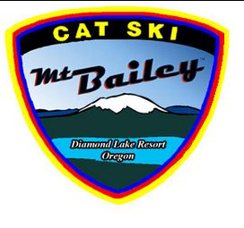 cat ski mt bailey diamond lake resort oregon