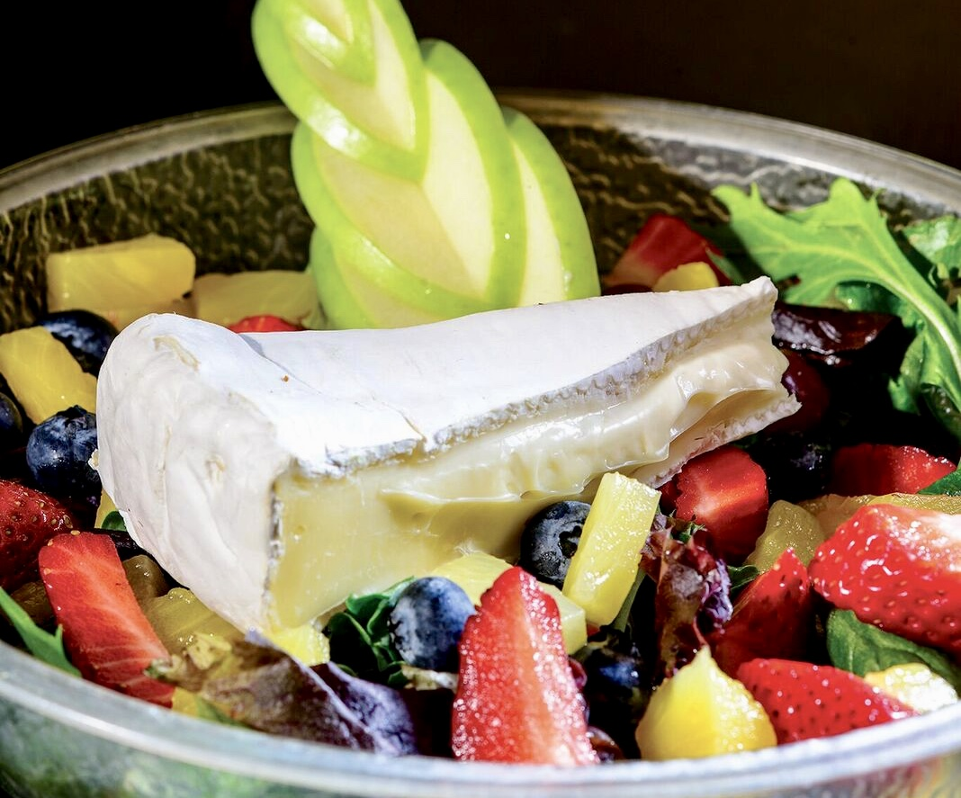 Fruit & Brie Salad