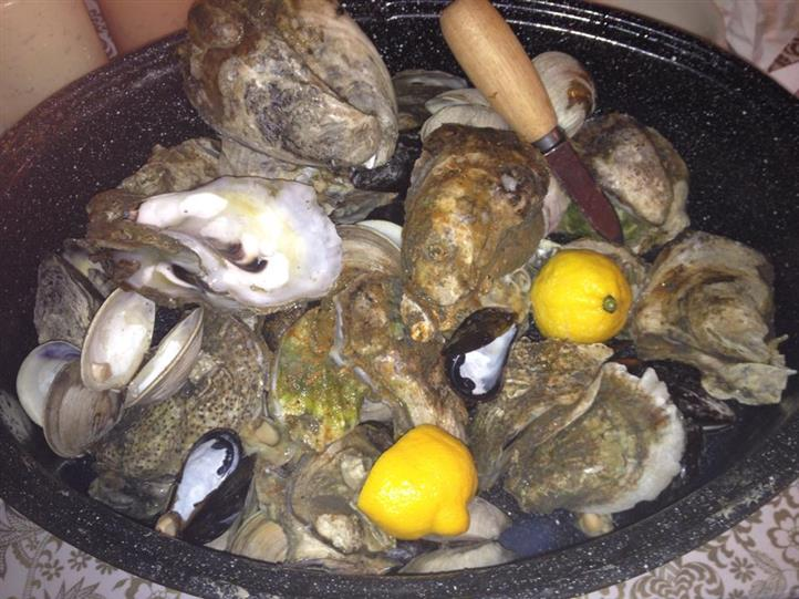 ---- Oyster Bucket (large)