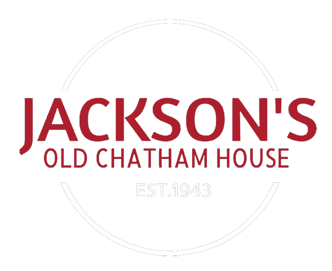 Jackson's old chatham house est. 1943