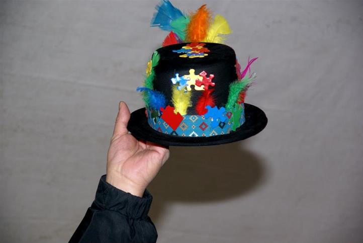 Autism Awareness hat
