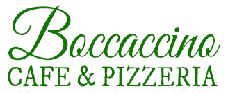 Boccaccino cafe and pizzeria