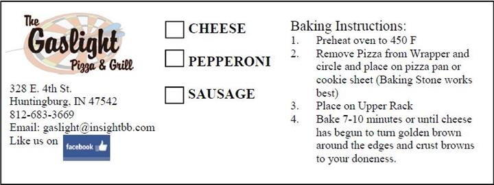 ---- Fundraiser pizza form (large)