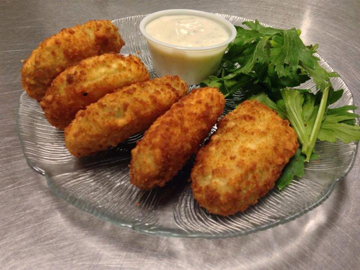 chicken fingers with ranch