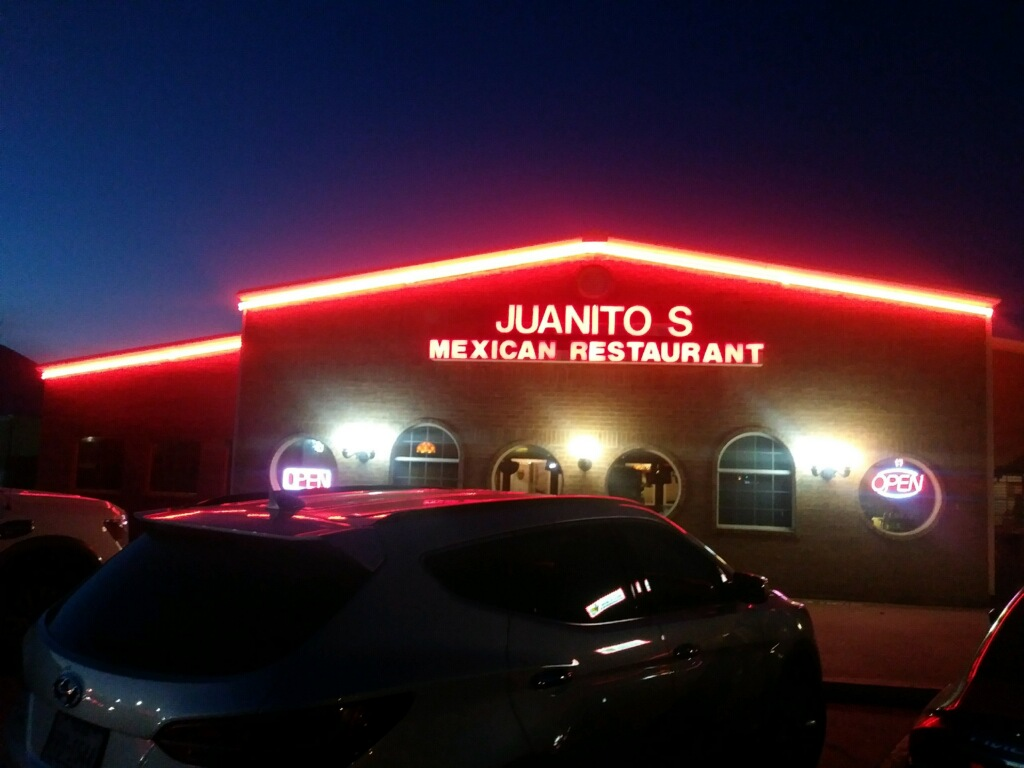 photo of juanitos Mexican restaurant restaurant front