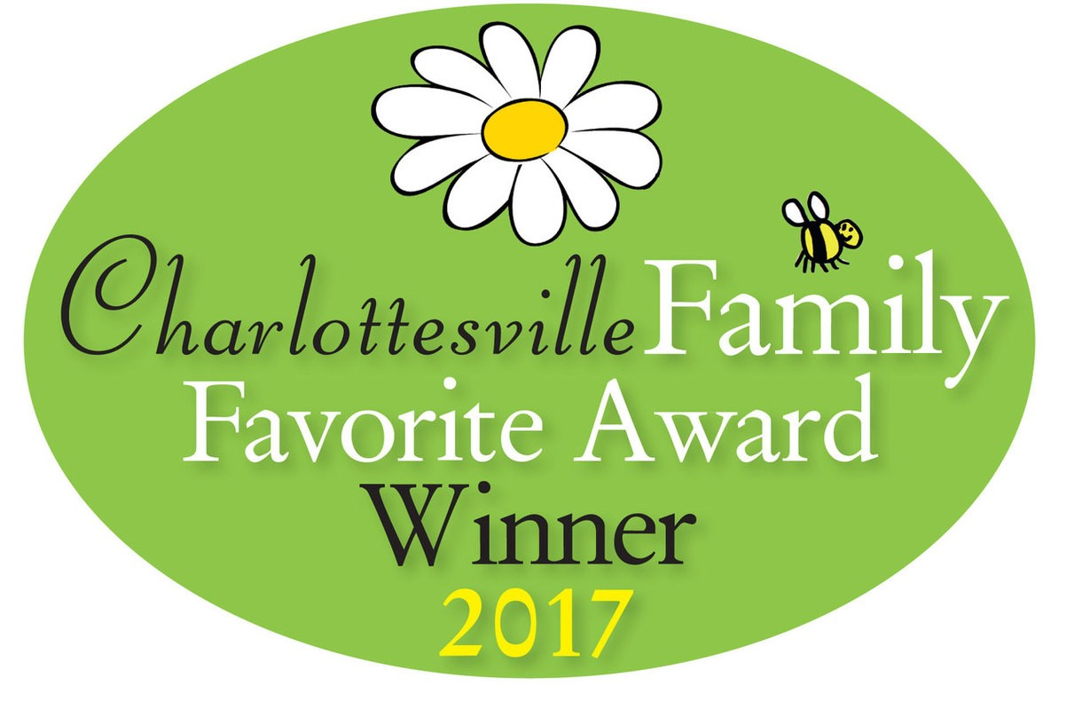 charlottesville family favorite award winner 2017