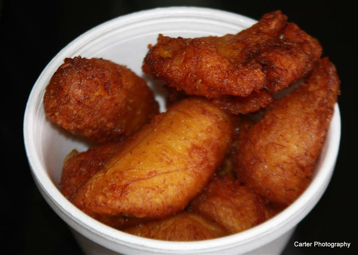 a fried side in a cup