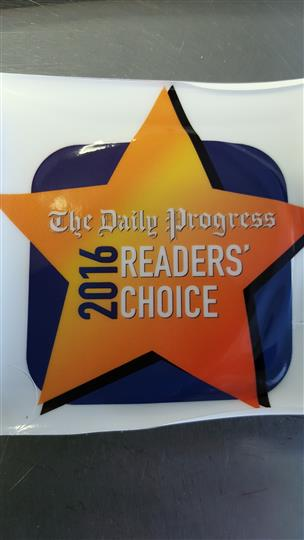 the daily progress 2016 reader's choice