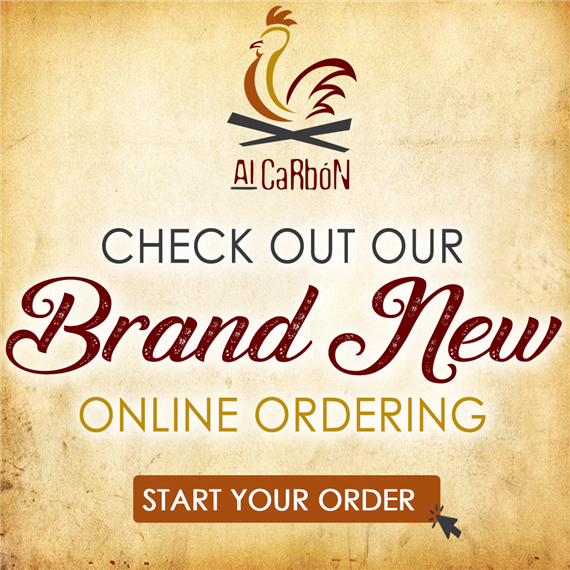 check out our brand new online ordering