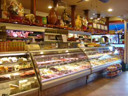 Deli counter area