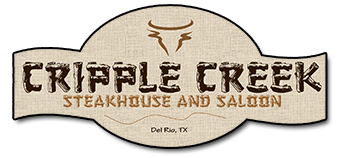 cripple creek steakhouse and saloon del rio, tx