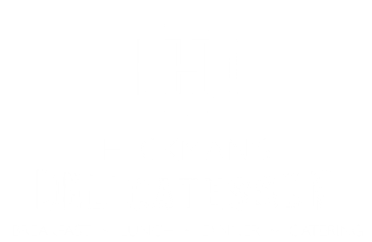 heckman's delicatessen breakfast lunch dinner catering
