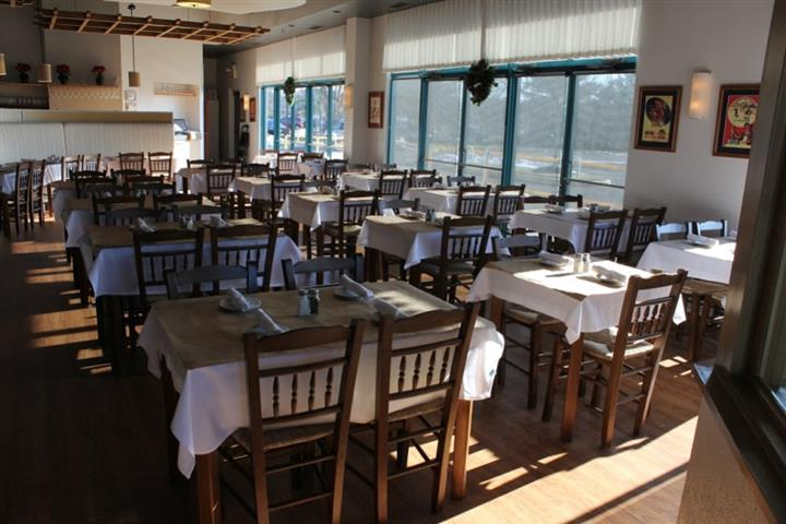 Interior of our Restaurant