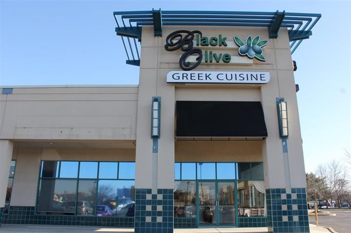 Exterior of our Restaurant