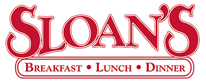 Sloan's Restaurant. Breakfast, lunch, dinner.