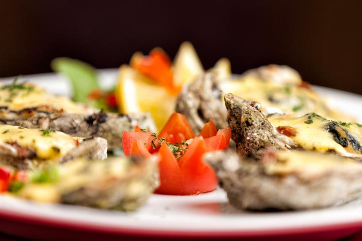 oyster hors d'oeuvre