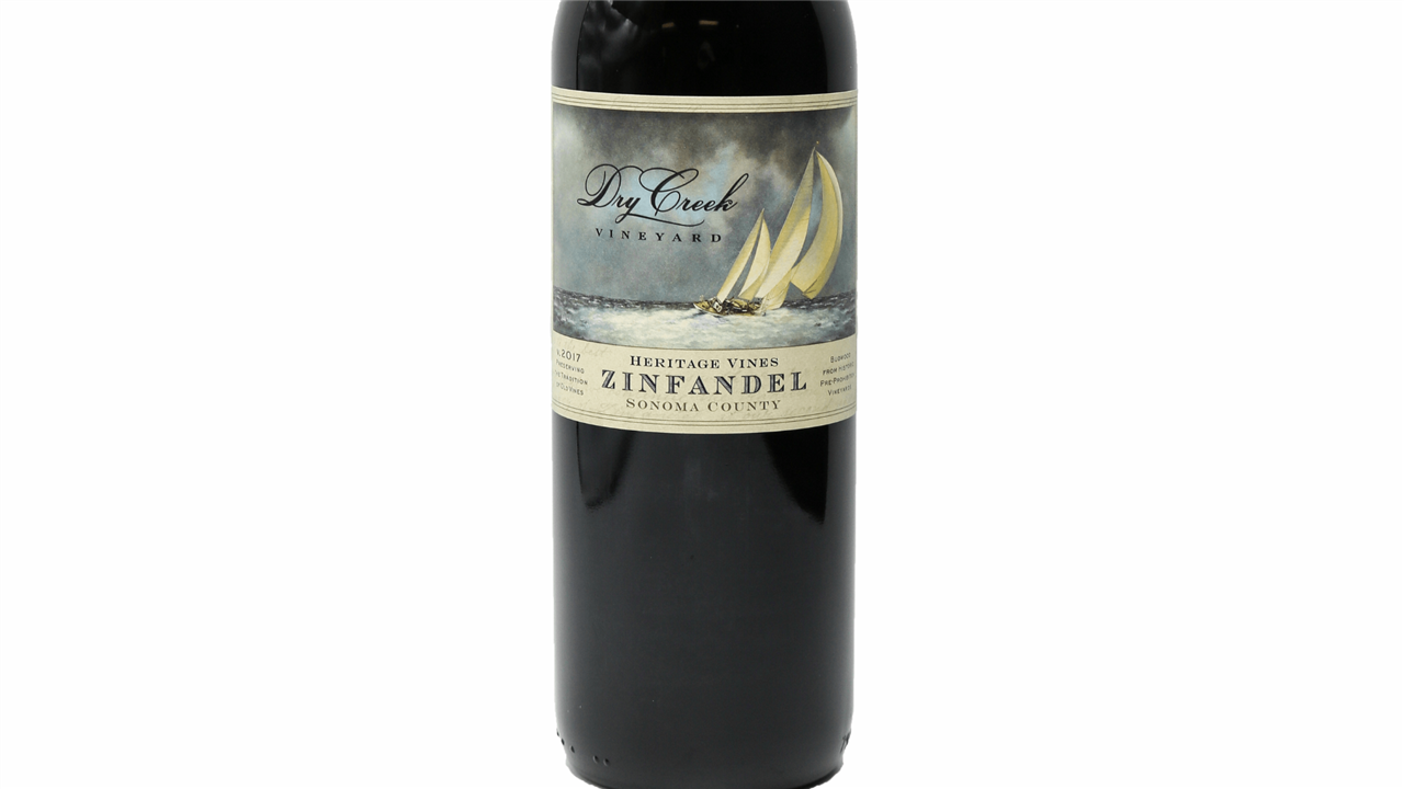 "Dry Creek ""Heritage Vines"" Zinfandel"