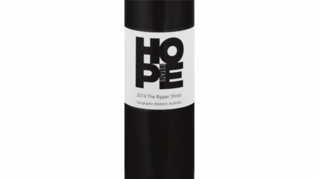 "Hope ""The Ripper"" Shiraz"